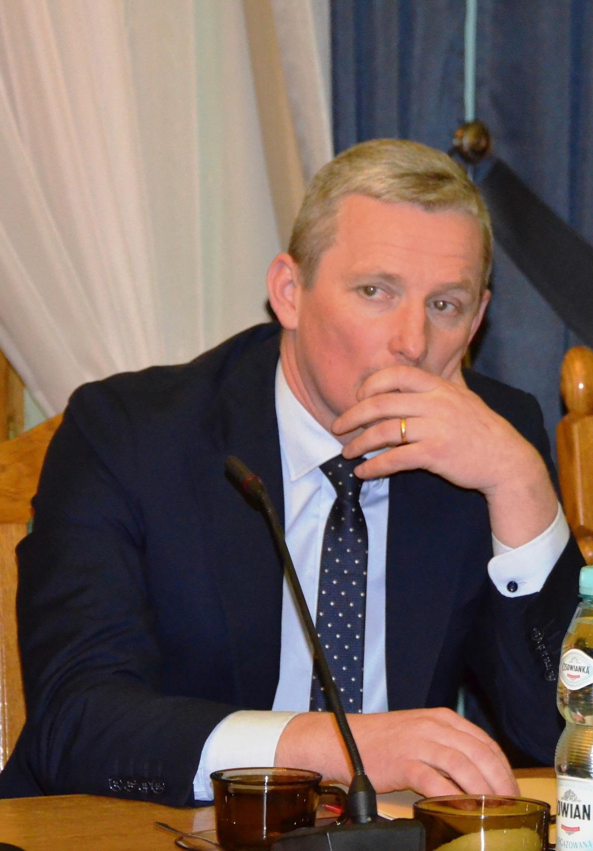 Robert Pieszczoch przewodniczącym rady powiatu sanockiego - Zdjęcie główne
