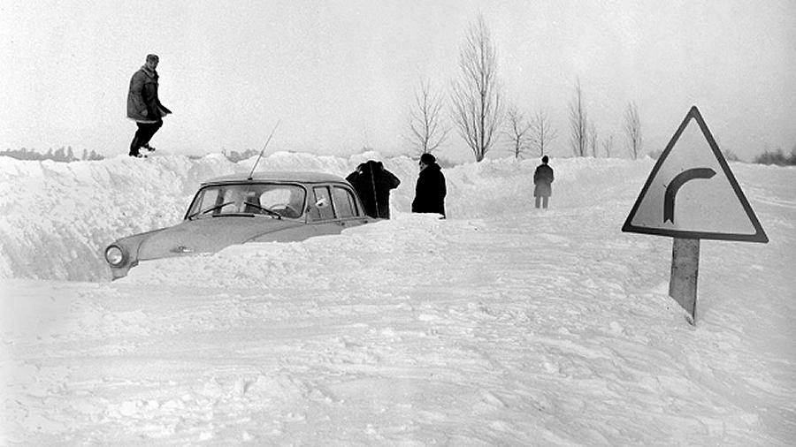 Zobacz zimę stulecia. Polska 1978 [VIDEO] - Zdjęcie główne