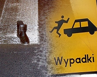 REGION. Tragiczny wypadek. Kierowca BMW potrącił starszego mężczyznę - Zdjęcie główne
