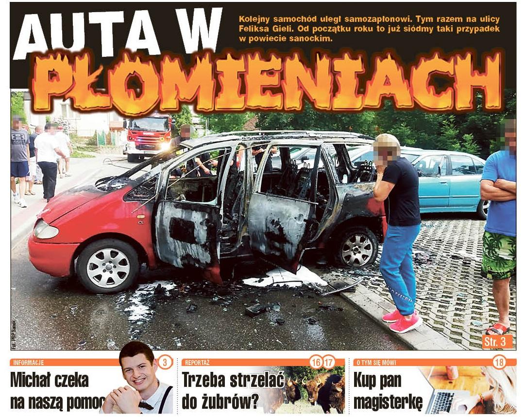 Nowy numer Korso Gazety Sanockiej już w sprzedaży - Zdjęcie główne