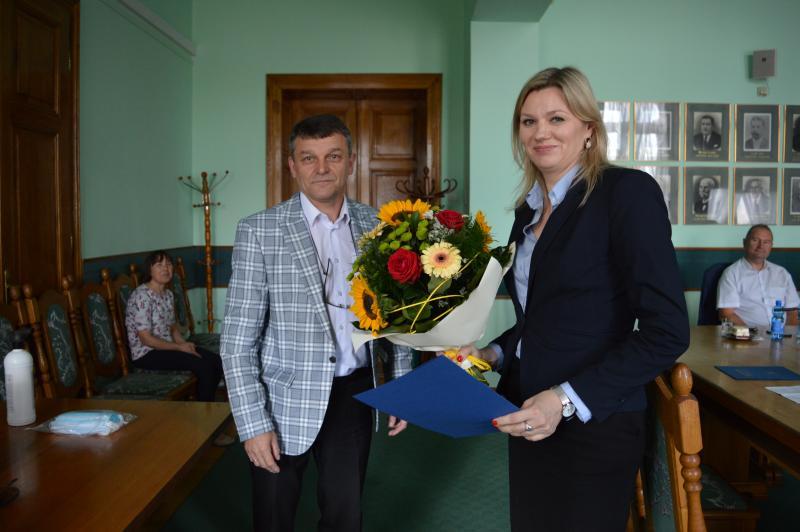 Sanok: Spotkanie z dyrektorami szkół i placówek oświatowych - Zdjęcie główne