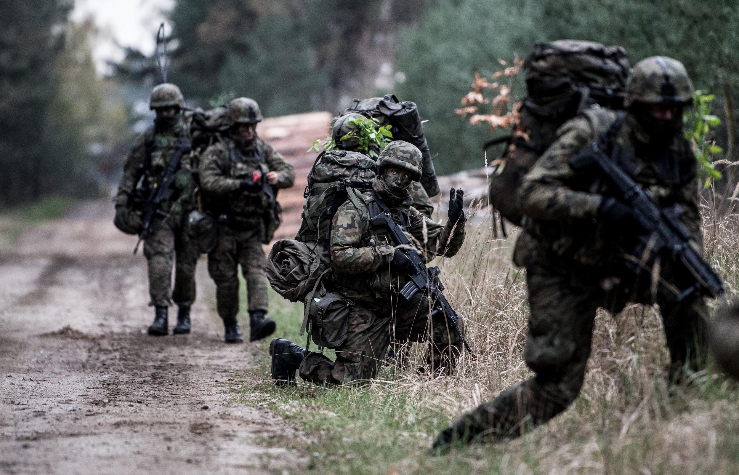 Kampania wrześniowa do Podkarpackiej Brygady OT rusza w najbliższą sobotę! - Zdjęcie główne