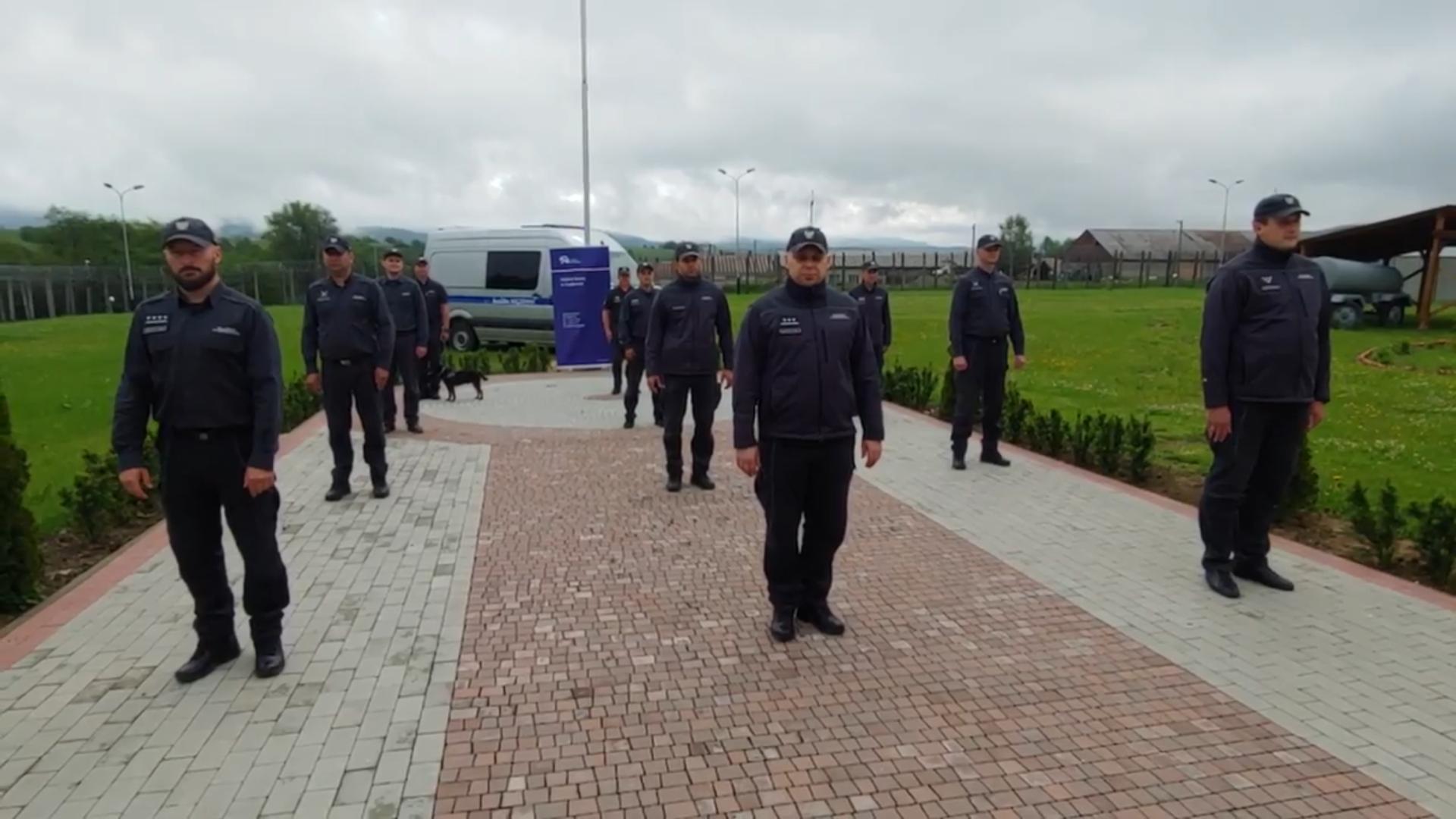 Zakład Karny w Łupkowie podejmuje wyzwanie w #GaszynChallange dla Darii! [VIDEO] - Zdjęcie główne