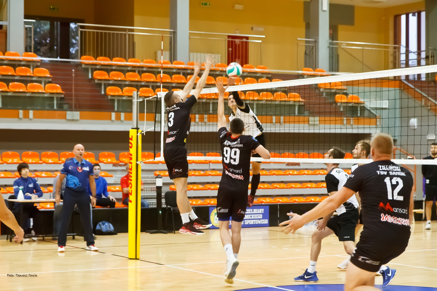 TSV Sanok zwycięski w I Lidze Podkarpackiej [FOTO] - Zdjęcie główne