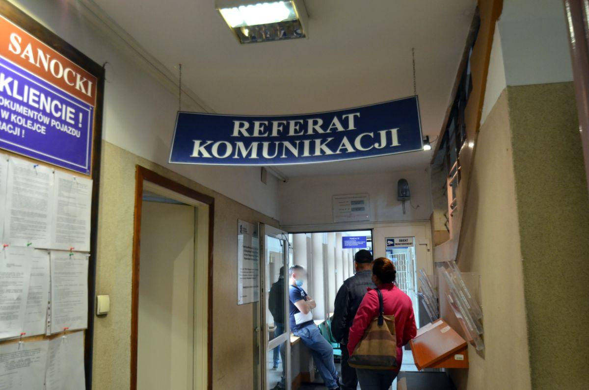 Korupcja w sanockim Wydziale Komunikacji?! CBA w urzędzie! - Zdjęcie główne