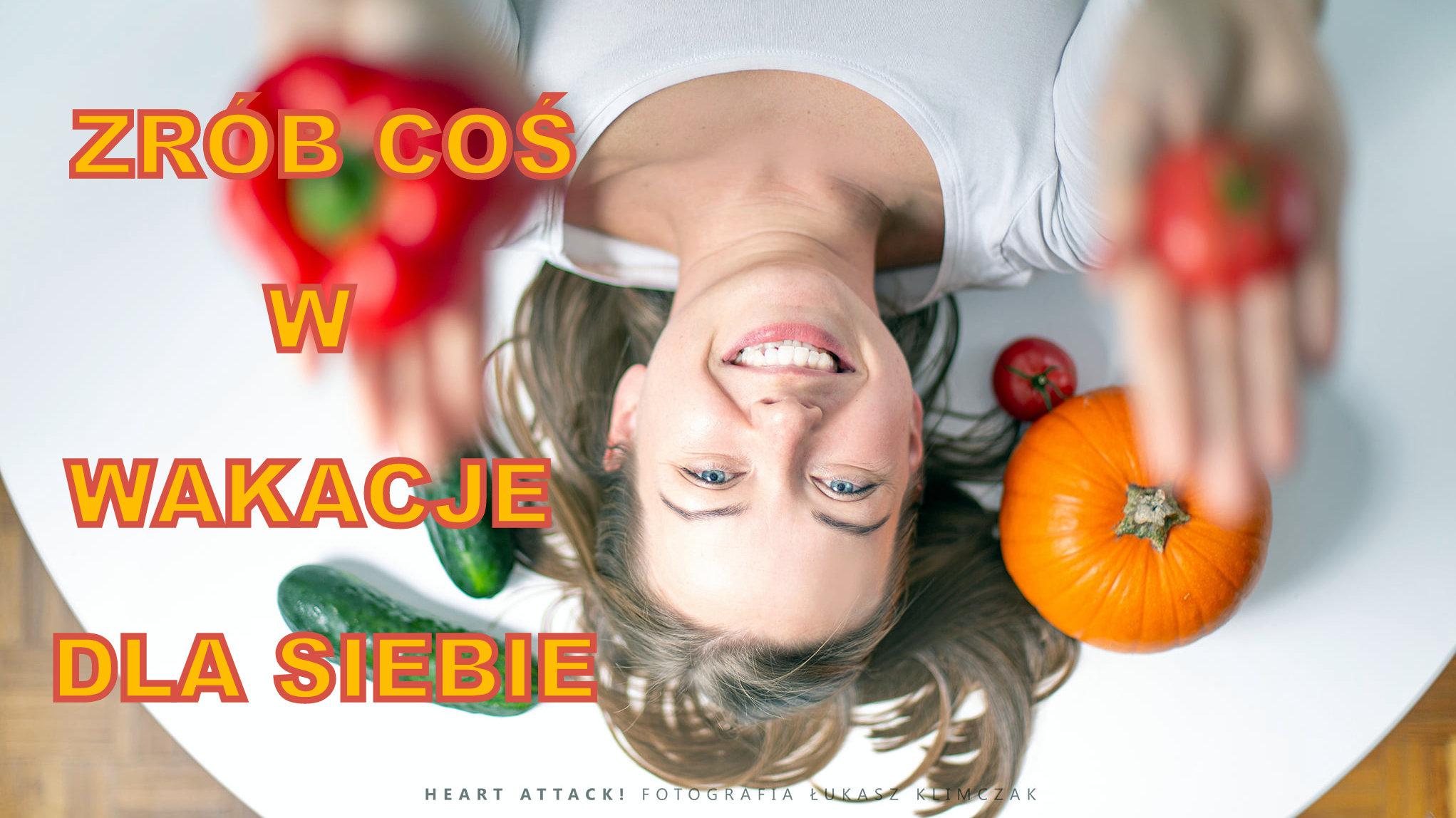 Dołącz do Wakacyjnego Dietetycznego Wyzwania. Zmień swoje nawyki zupełnie za darmo! - Zdjęcie główne