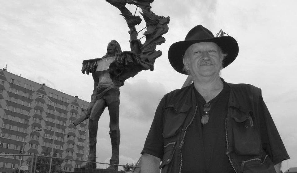 Nie żyje Andrzej Pityński - znany rzeźbiarz rodem z Podkarpacia - Zdjęcie główne