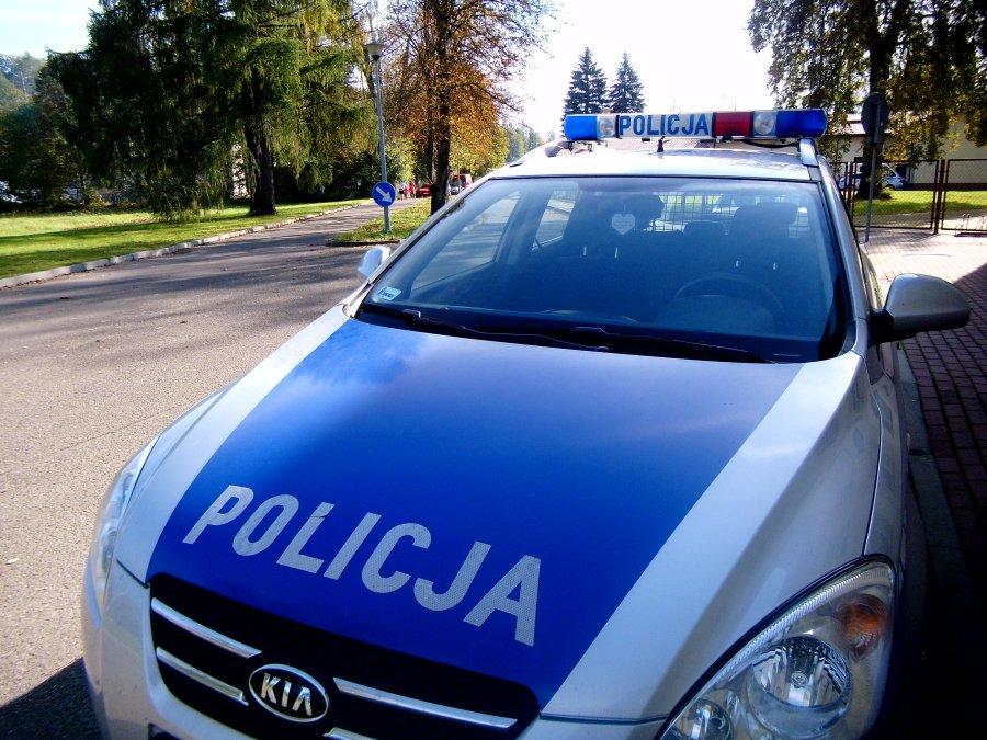 KRONIKA POLICYJNA: skok na ciuch, gapiostwo na drodze i bójki  - Zdjęcie główne