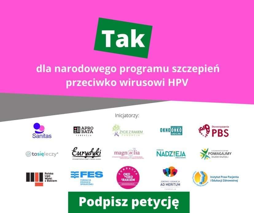 Bezpłatne szczepienia przeciwko HPV to ratunek dla tysięcy mieszkańców Polski - Zdjęcie główne