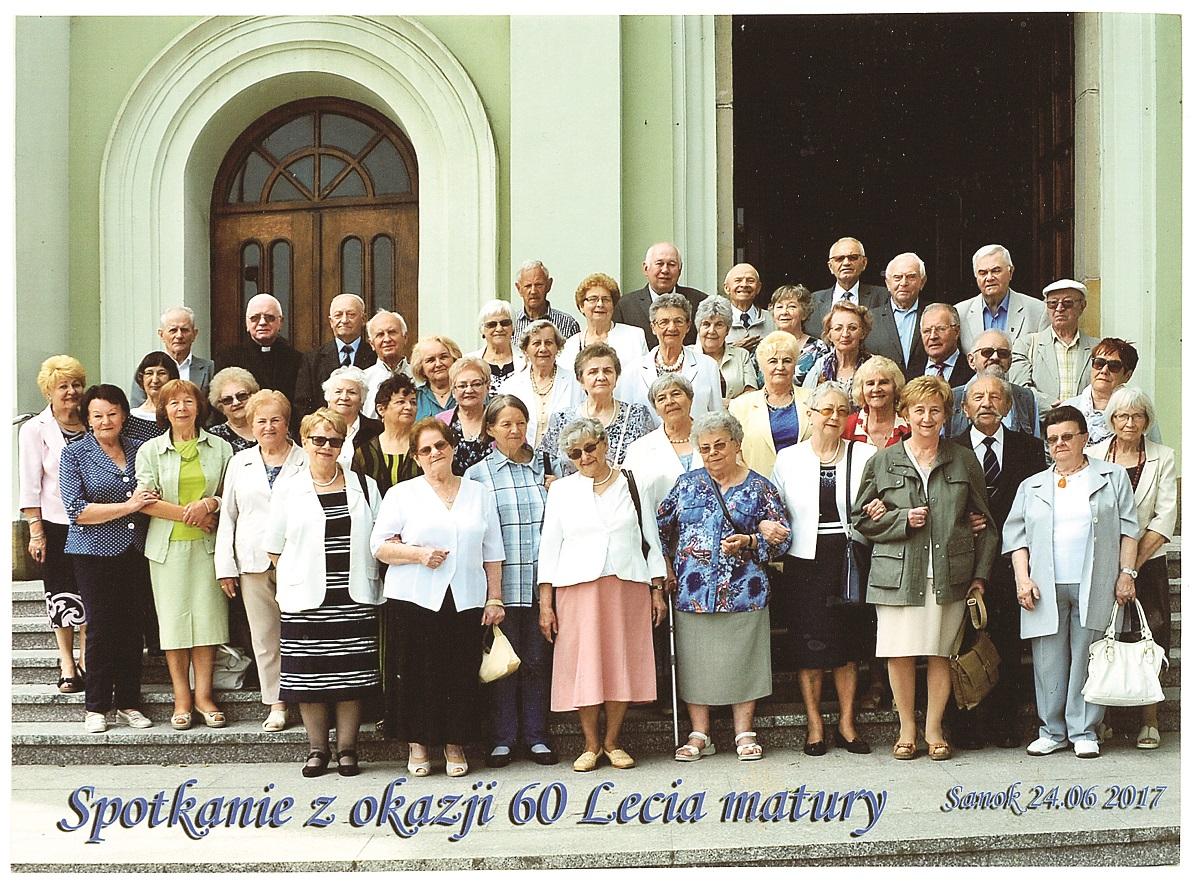 Jeszcze w zielone gramy...spotkanie z okazji 60-lecia matury - Zdjęcie główne