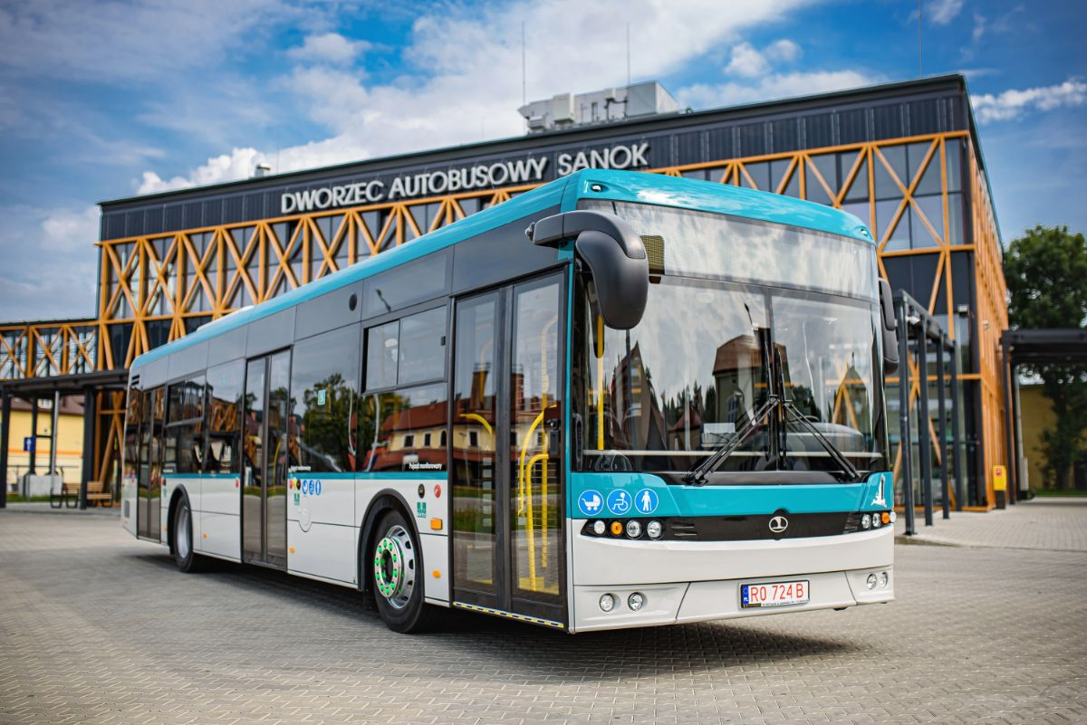 Autobusy z Autosanu w Rzeszowie [FOTO] - Zdjęcie główne