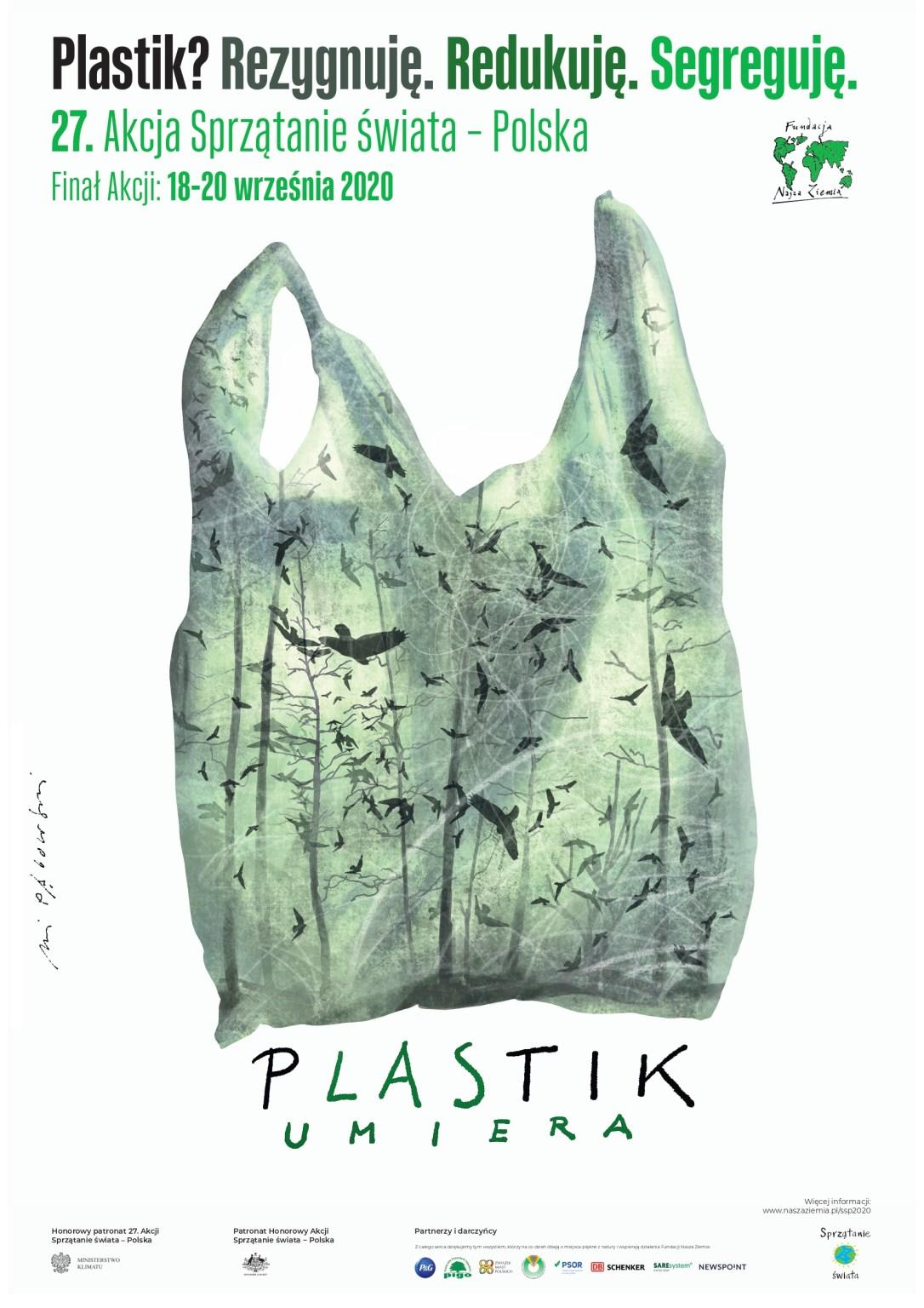 Akcja Sprzątanie Świata – Polska 2020 - Zdjęcie główne