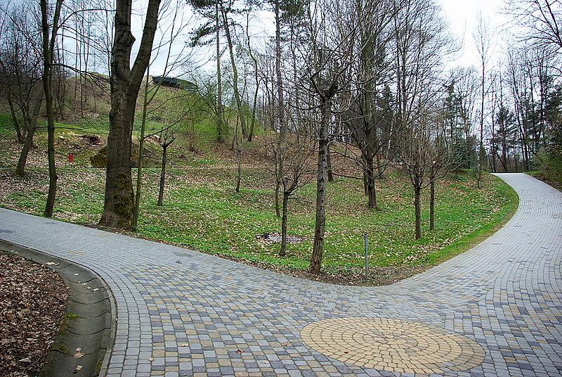 SYGNAŁY CZYTELNIKÓW: Park Miejski im. Adama Mickiewicza w Sanoku - Zdjęcie główne