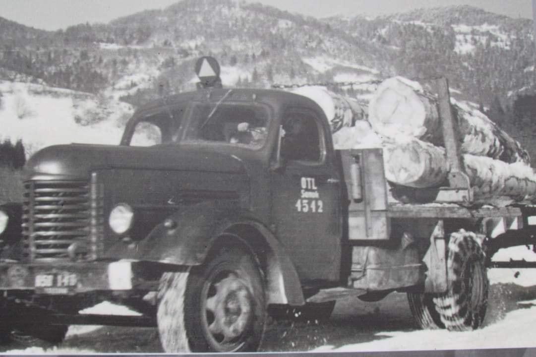 Zobacz jak w 1958 roku powstawała droga w Bieszczadach [FILM] - Zdjęcie główne