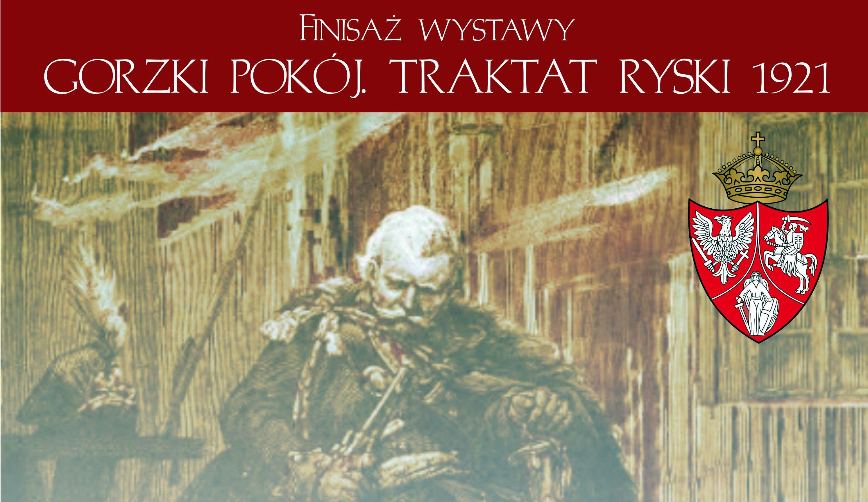 """Muzeum Historyczne zaprasza na wykład otwarty """"Jak oddaliśmy Mińsk? Wokół Traktatu Ryskiego i jego mitów"""" - Zdjęcie główne"""