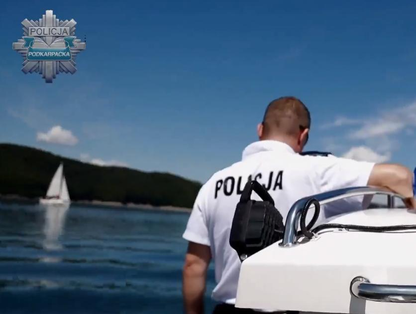 Bieszczady: Patrole konne i nie tylko - tak pracują policjanci w wakacje! [VIDEO] - Zdjęcie główne