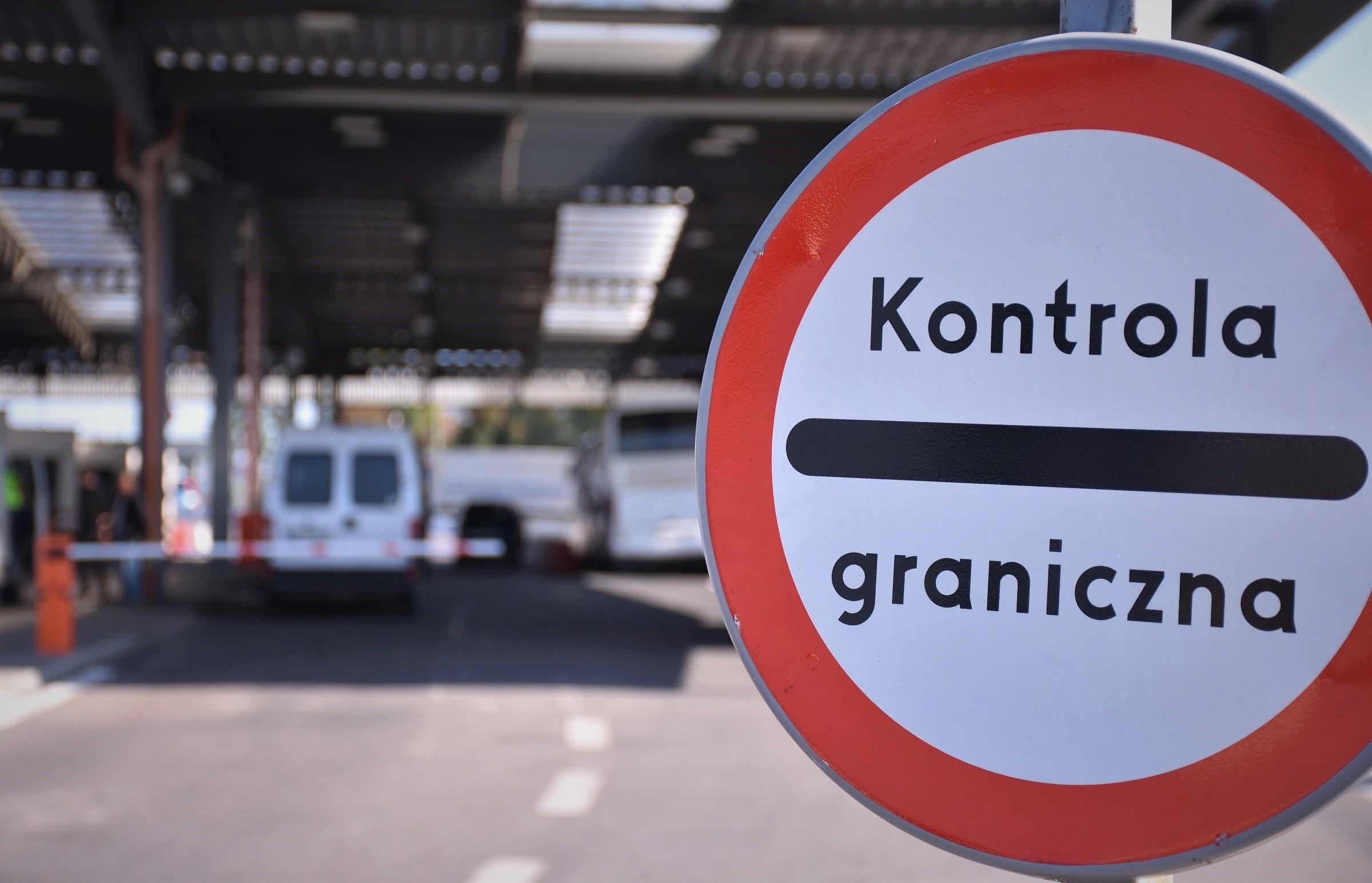 Podkarpacie. Świadome wykroczenia kierowców na przejściu granicznym  - Zdjęcie główne