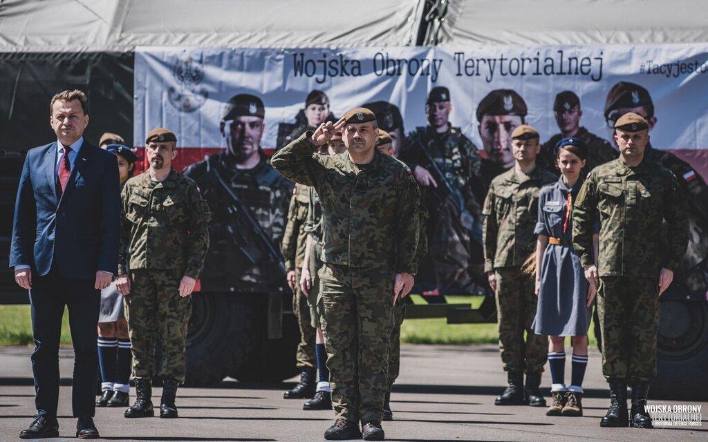 Terytorialsi wspierają bezpieczne wakacje [FOTO] - Zdjęcie główne