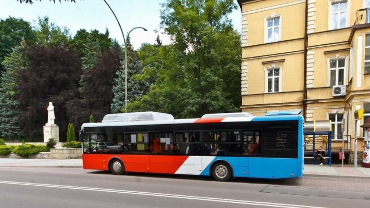 Autobusem miejskim z Sanoka do Leska - Zdjęcie główne