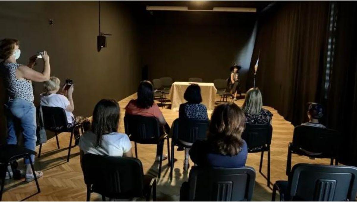Sanok. Bezpłatne warsztaty teatralne w SDK  - Zdjęcie główne