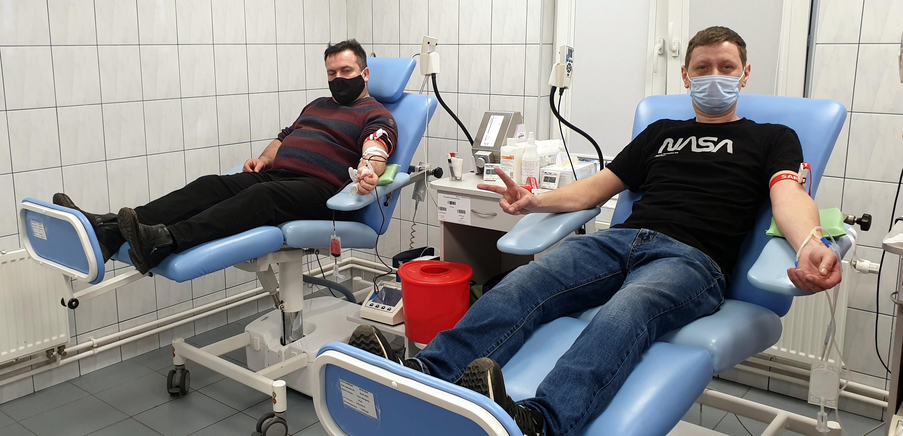 #Nagórzany Krew Challenge. Są kolejne nominacje! [ZDJĘCIA+FILM] - Zdjęcie główne