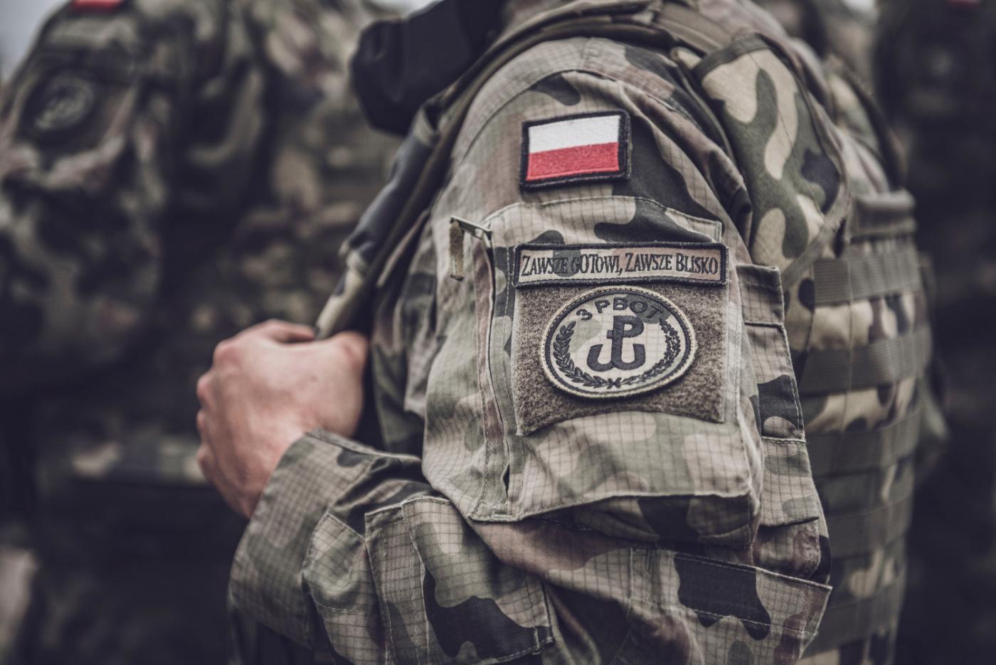 Rozpoczęło się formowanie 36 Batalionu Lekkiej Piechoty w Przemyślu - Zdjęcie główne
