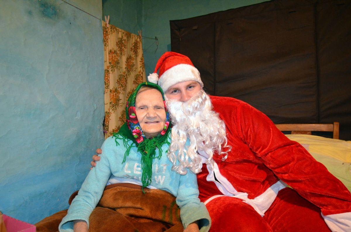Mikołaj odwiedził rodzinę Krasnopolskich z Nozdrzca [FOTO+VIDEO] - Zdjęcie główne
