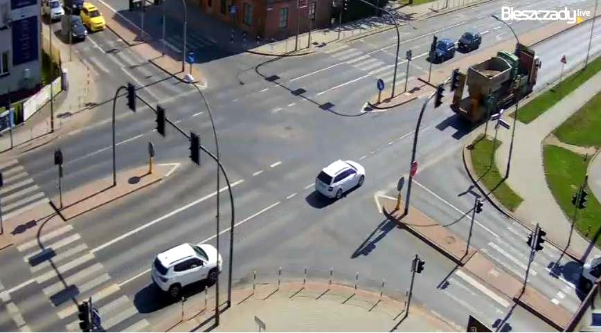 UWAGA: Nie działa sygnalizacja świetlna skrzyżowaniu ul Mickiewicza i Staszica! - Zdjęcie główne
