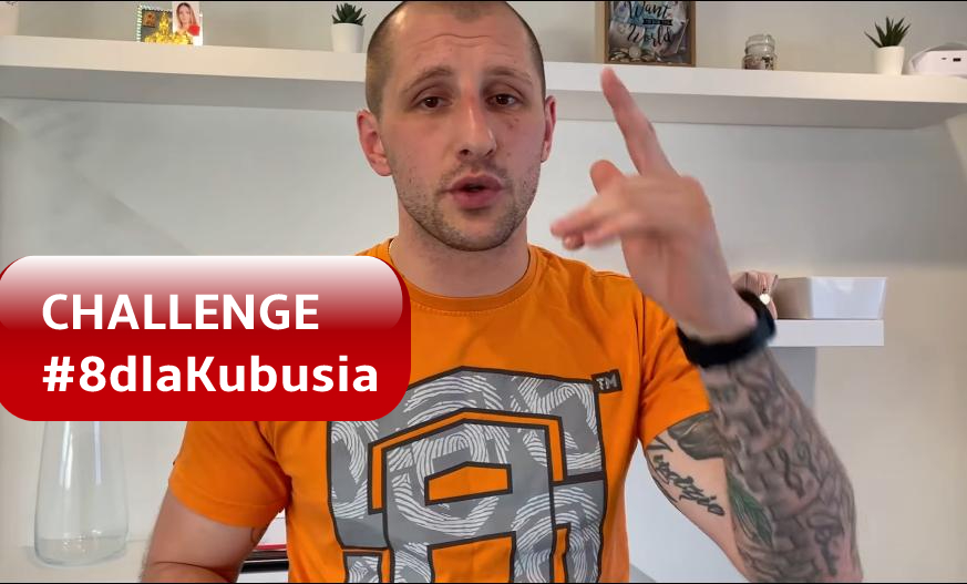 Sanocki raper Harpi MUR rozpoczął challenge dla Kubusia! [WIDEO] - Zdjęcie główne