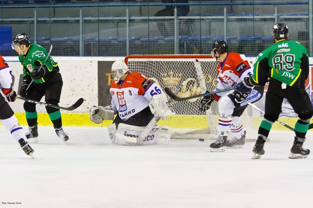 Ciarko STS przed kolejnym hokejowym weekendem w Polskiej Hokej Lidze - Zdjęcie główne