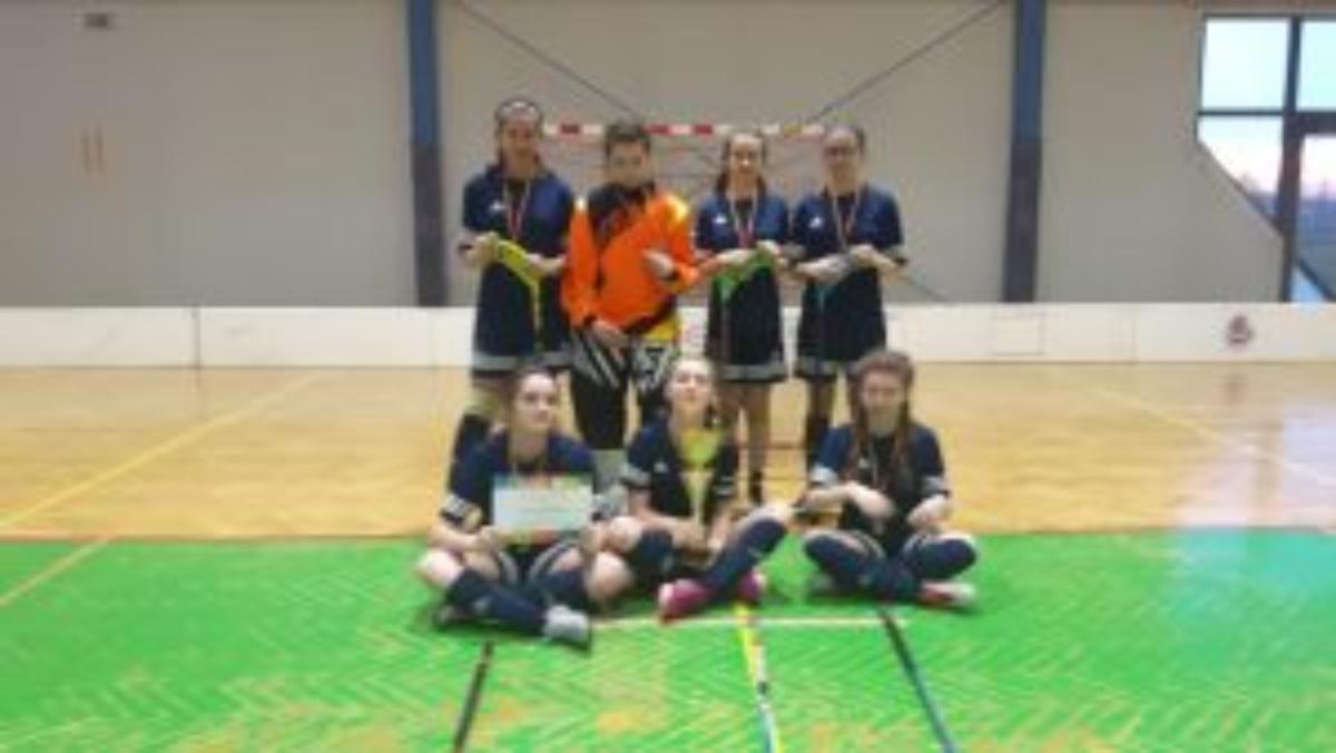 Igrzyska Młodzieży Szkolnej w Unihokeju dziewcząt - Zdjęcie główne