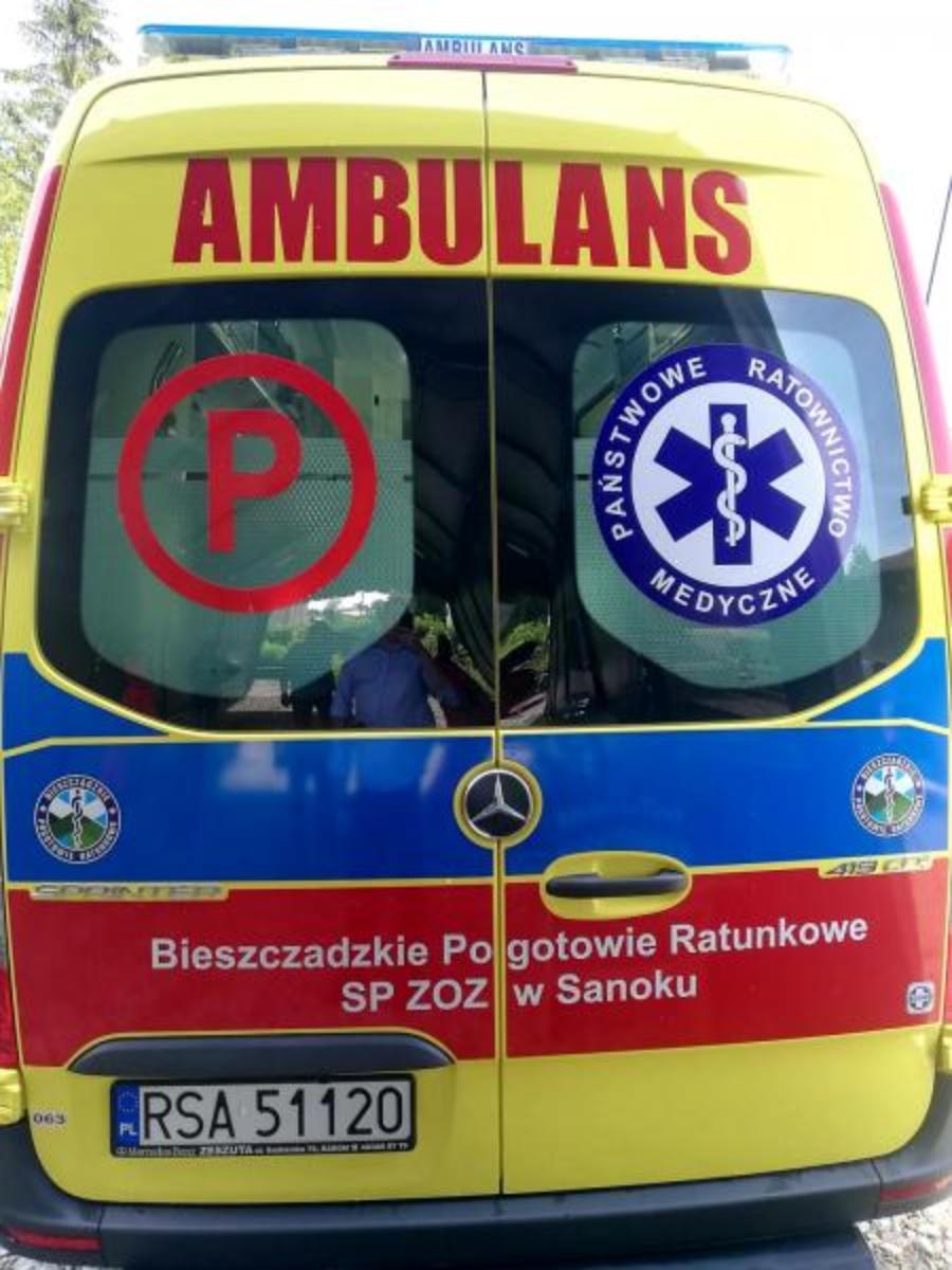 Nowy sprzęt medyczny dla Bieszczadzkiego Pogotowia Ratunkowego  - Zdjęcie główne