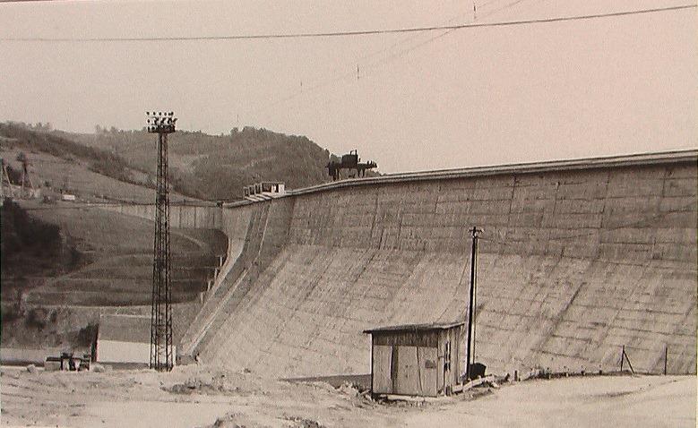 Czy wiesz jak powstawała zapora wodna w Solinie? [FOTO] - Zdjęcie główne