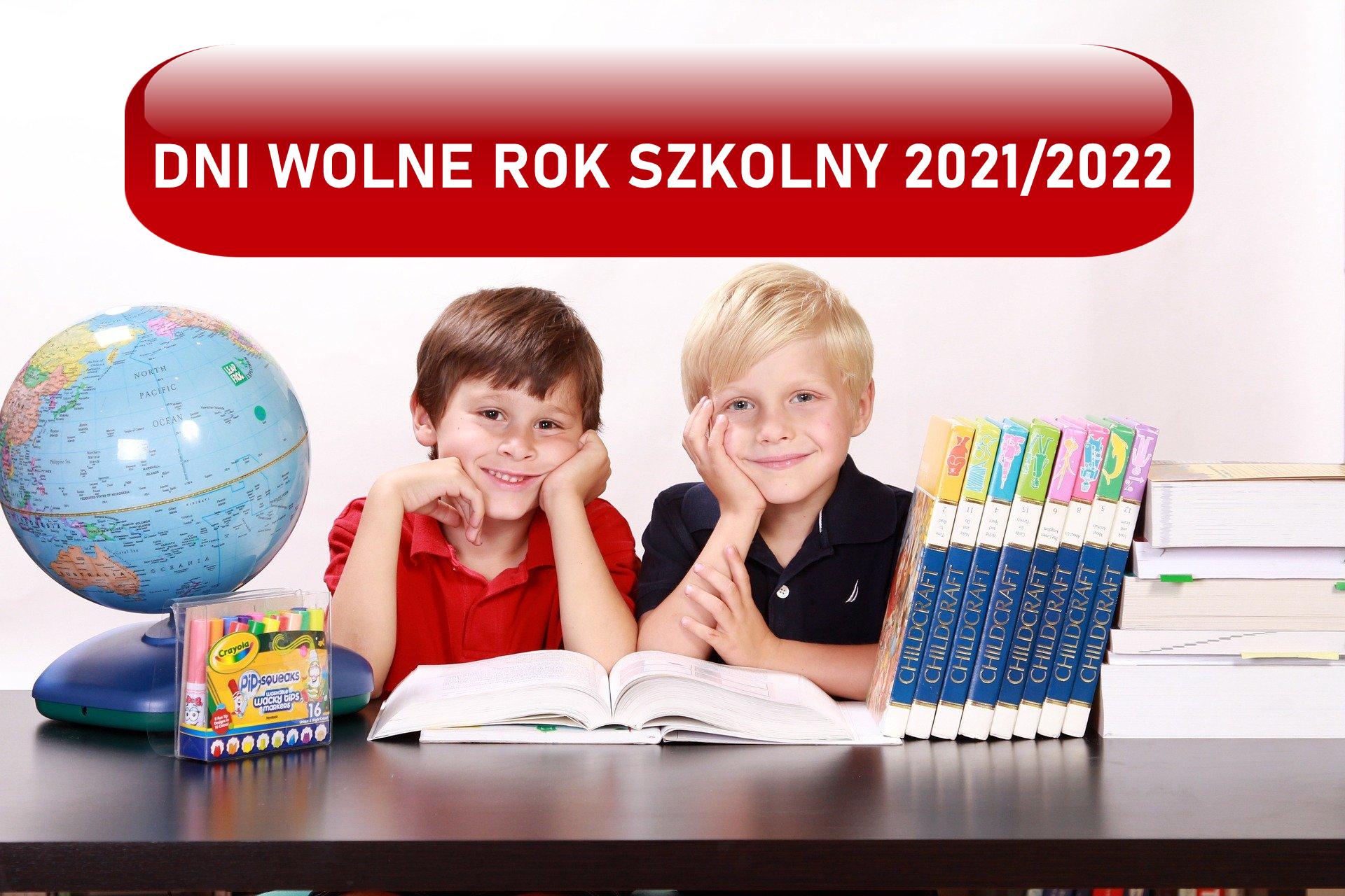 Nowy kalendarz szkolny 2021/2022. Kiedy przypadają dni wolne? [LISTA] - Zdjęcie główne