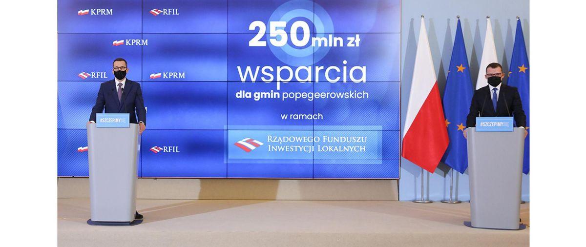GMINA SANOK: Wsparcie dla gmin popegeerowskich. Jakie inwestycje zostaną dofinansowane?  - Zdjęcie główne
