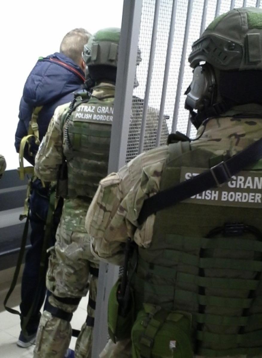 Groźny zabójca zatrzymany na granicy w Korczowej - Zdjęcie główne