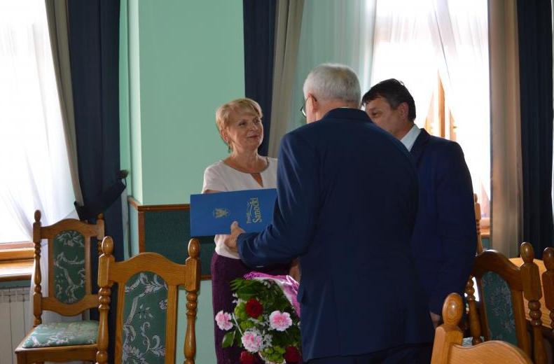 Mianowania, Pożegnania i Powitania w oświacie Powiatu Sanockiego - Zdjęcie główne