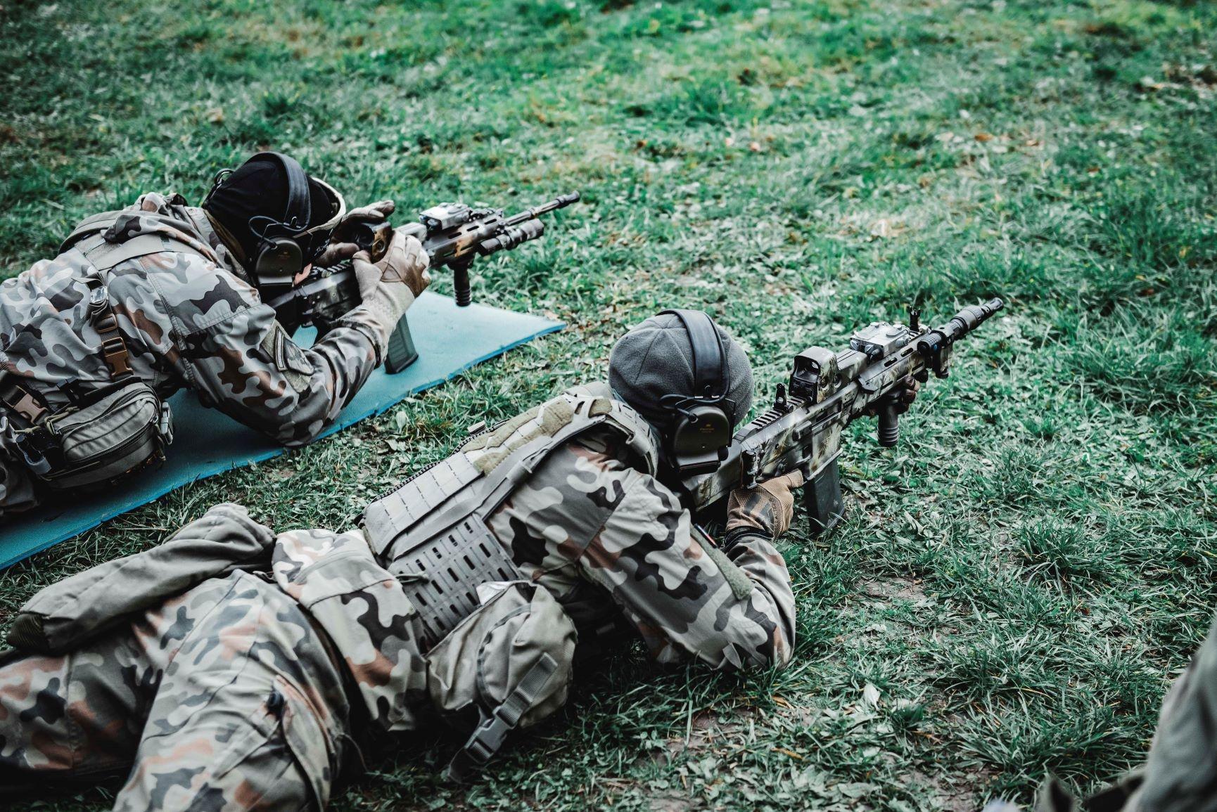 Podkarpaccy terytorialsi szkolili podhalańczyków na instruktorów karabinka GROT [FOTO] - Zdjęcie główne