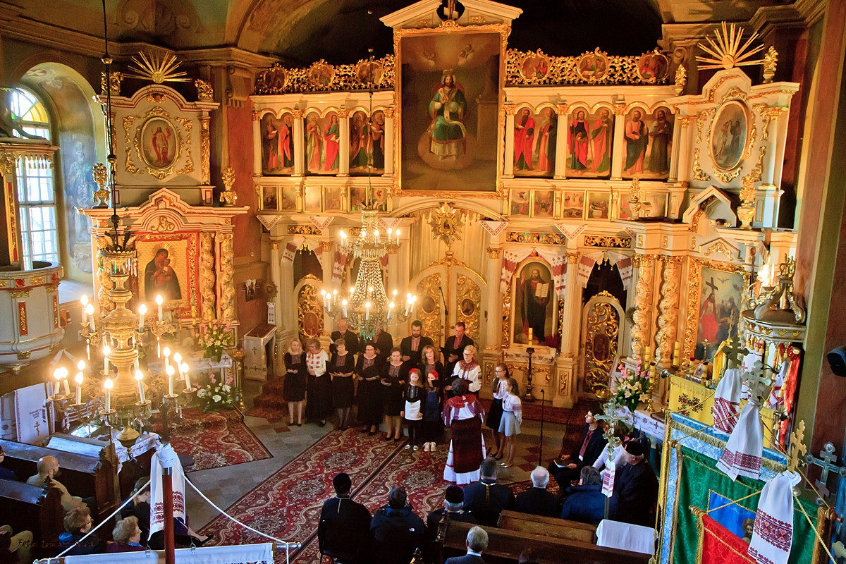 V Ekumeniczny Przegląd Pieśni Paraliturgicznej [ZDJĘCIA] - Zdjęcie główne
