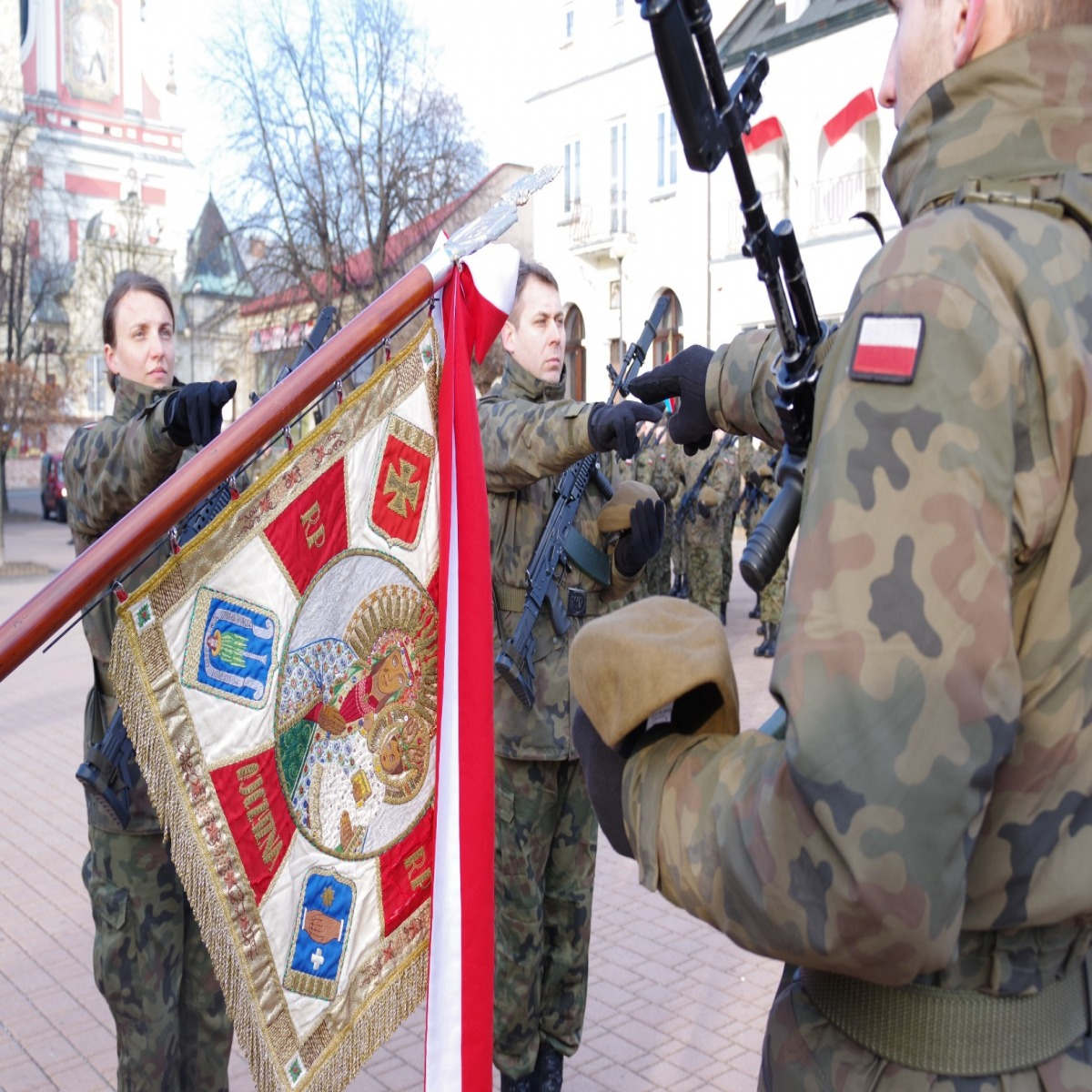 """""""Kampania wrześniowa"""" zakończy się przysięgą wojskową w Sędziszowie Małopolskim  - Zdjęcie główne"""