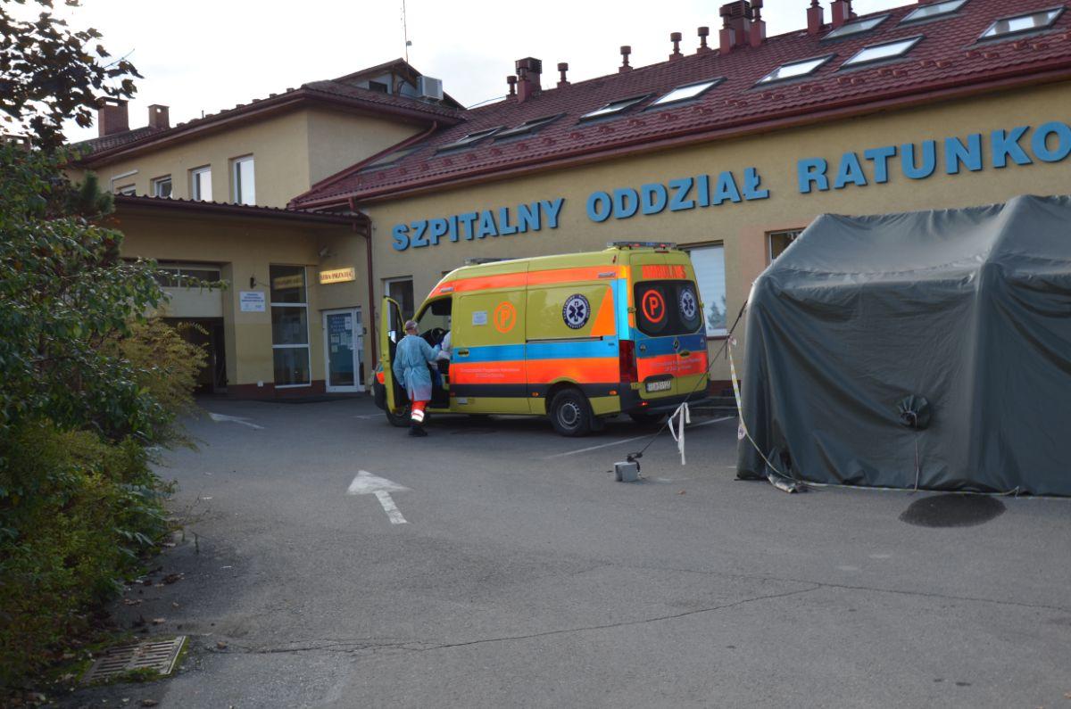 Dramat w Szpitalnym Oddziale Ratunkowym - Zdjęcie główne