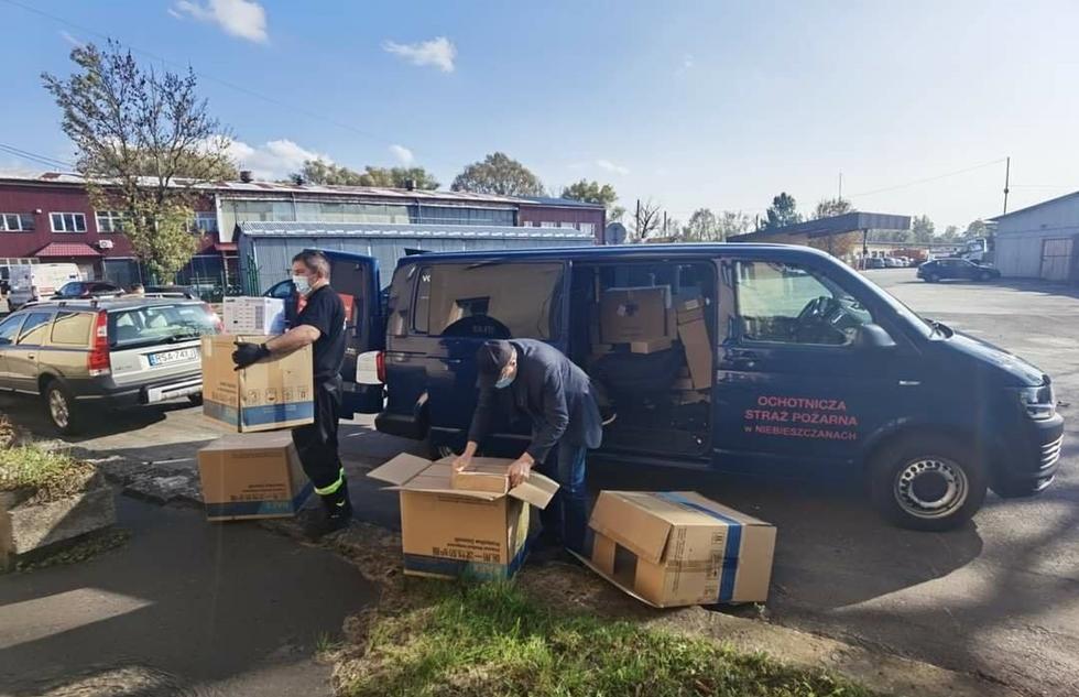 Pomoc dla Bieszczadzkiego Pogotowia Ratunkowego [FOTO] - Zdjęcie główne