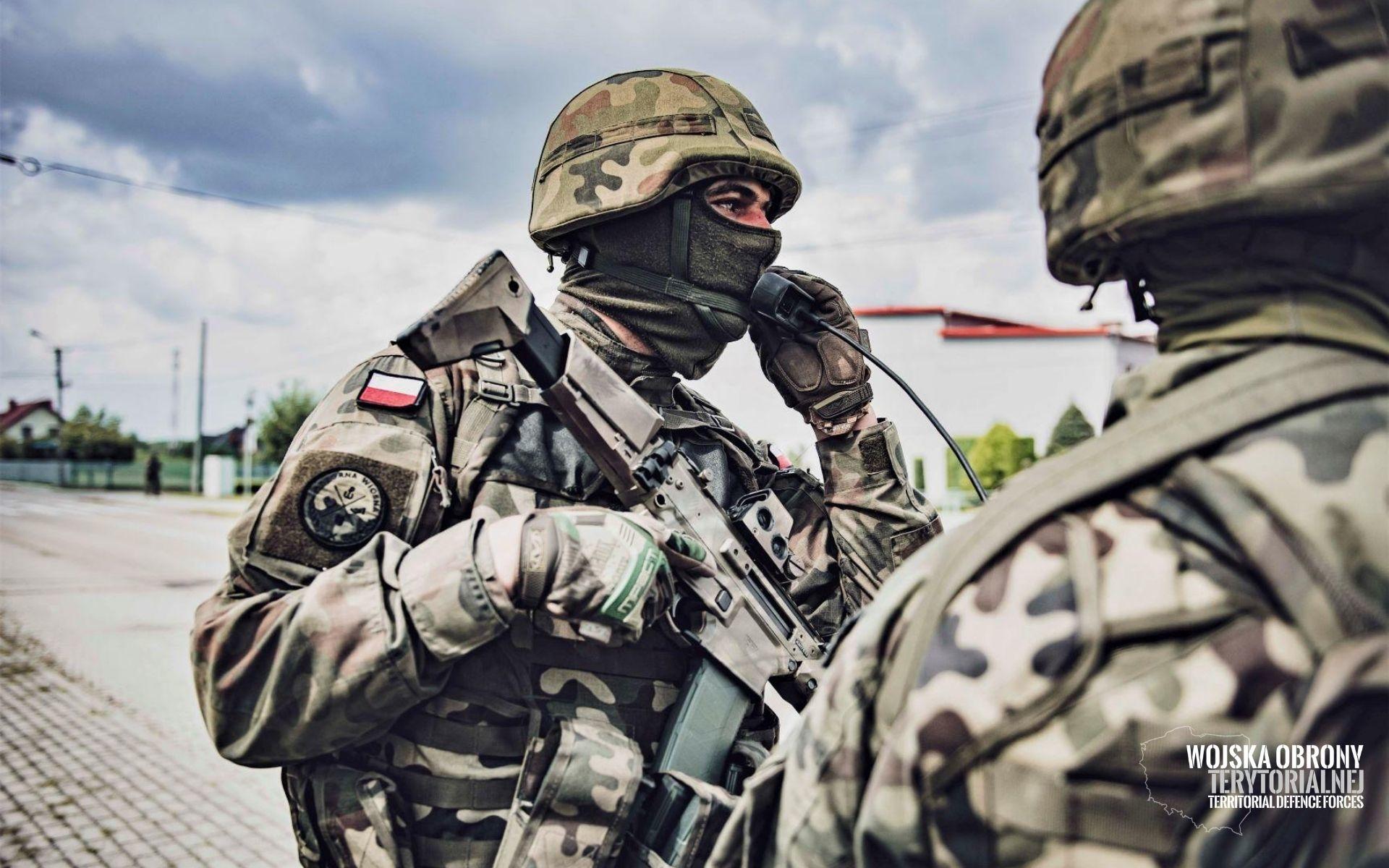 Intensywny szkoleniowy czas dla Terytorialsów z Podkarpacia [FOTO] - Zdjęcie główne