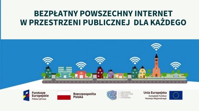"""""""Publiczny Internet dla każdego"""" już działa w gminie Bukowsko! [PUNKTY DOSTĘPU] - Zdjęcie główne"""