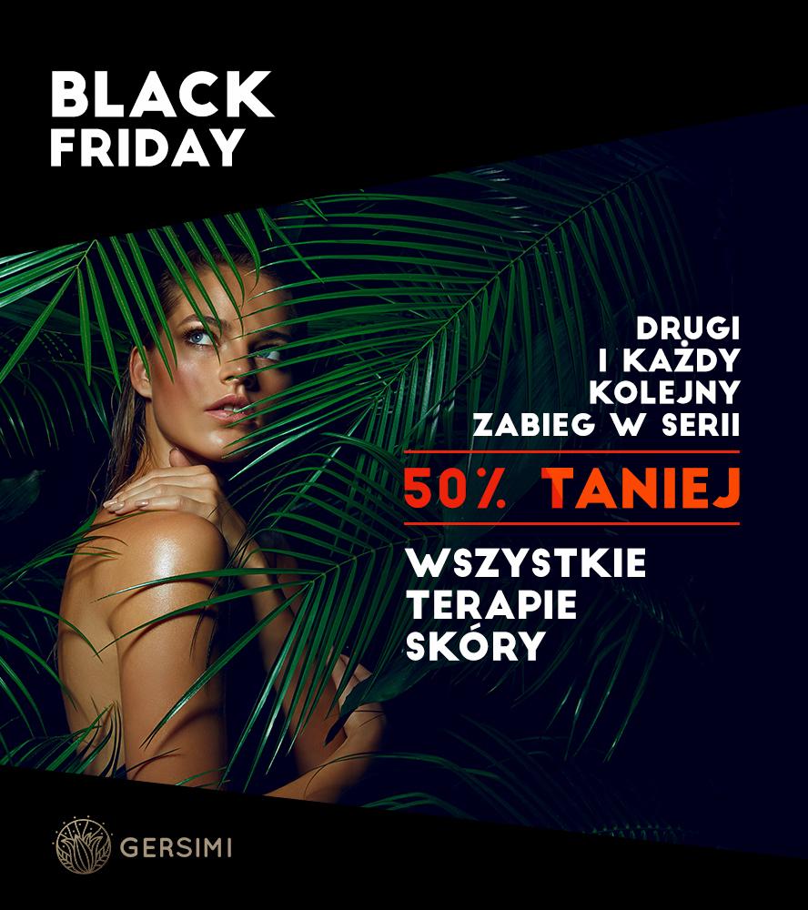 GERSIMI - Black Friday -50% terapie skóry - Zdjęcie główne