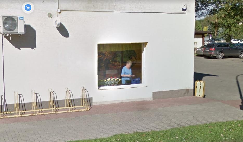 """SANOK: """"Przyłapani"""" mieszkańcy Wójtostwa przez aparat Google Street View [ZDJĘCIA] - Zdjęcie główne"""