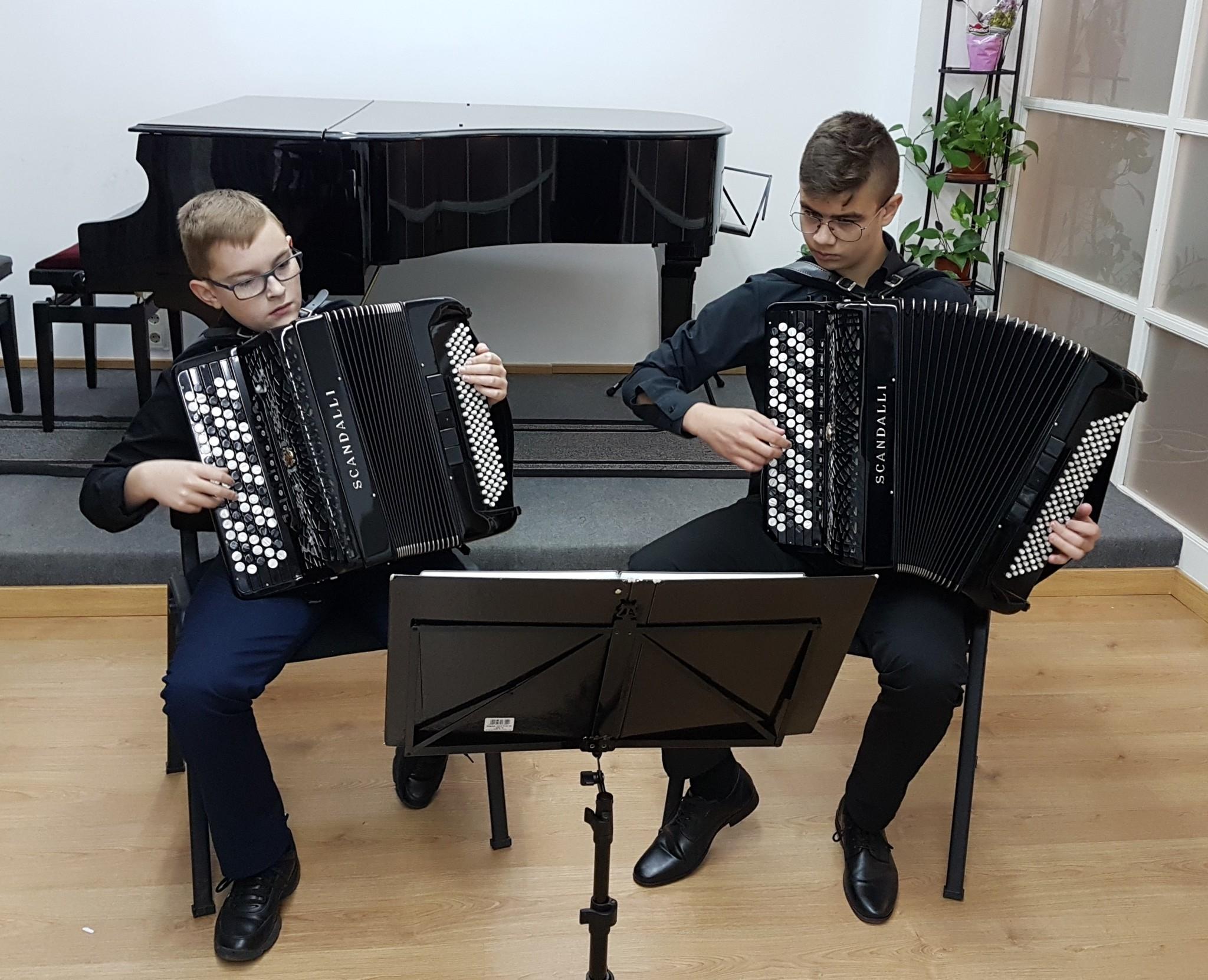 Piękne sukcesy akordeonistów mimo pandemii [FOTO] - Zdjęcie główne