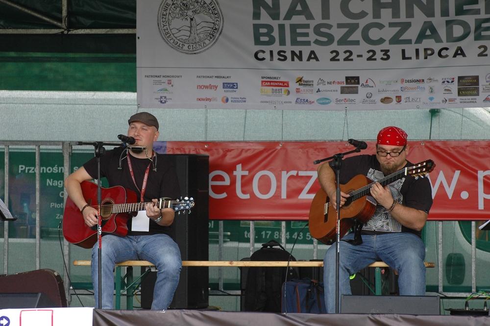 Zabieszczaduj razem z nami, czyli XIII Festiwal Natchnieni Bieszczadem w Cisnej  - Zdjęcie główne
