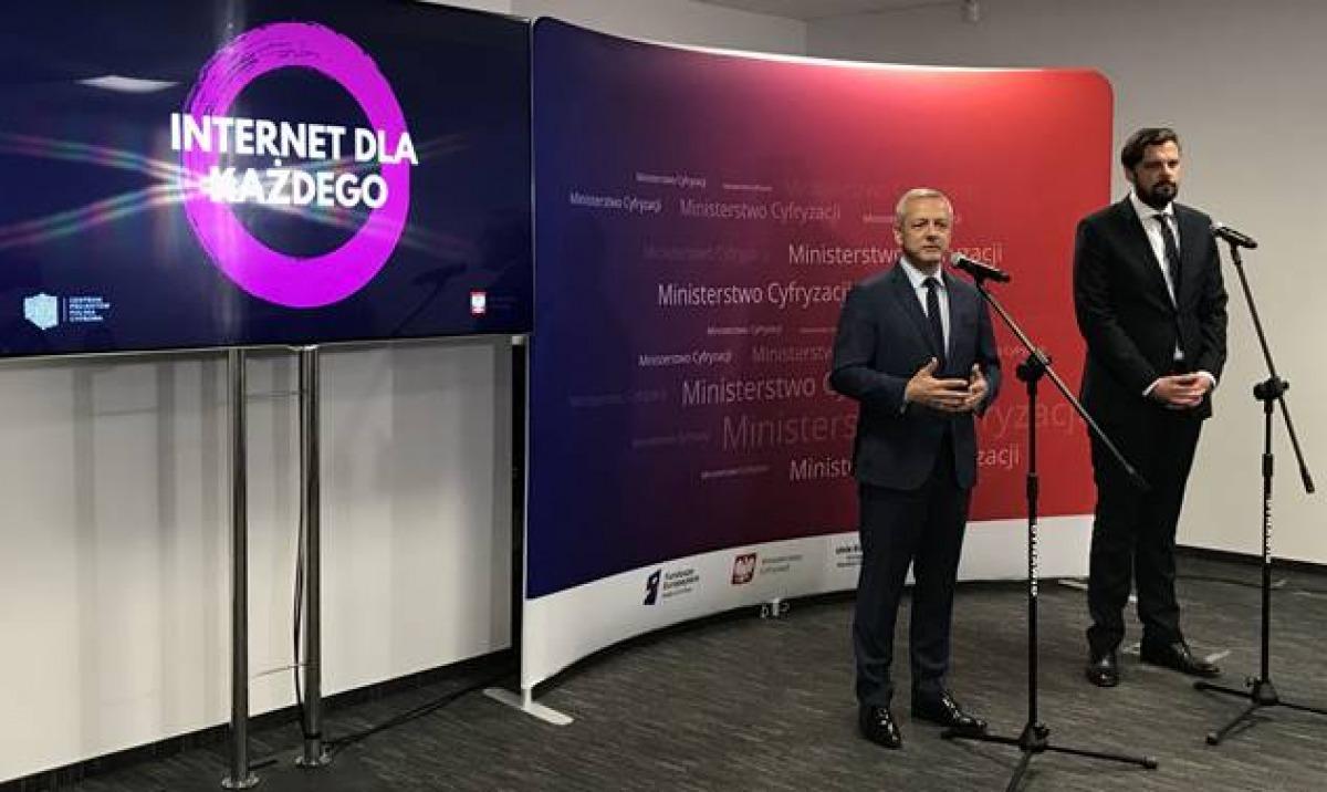 Internet dla każdego! – rusza konkurs dla gmin - Zdjęcie główne