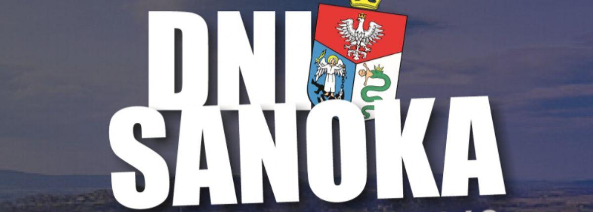 Zobaczcie co nas czeka na Dniach Sanoka 2019! - Zdjęcie główne
